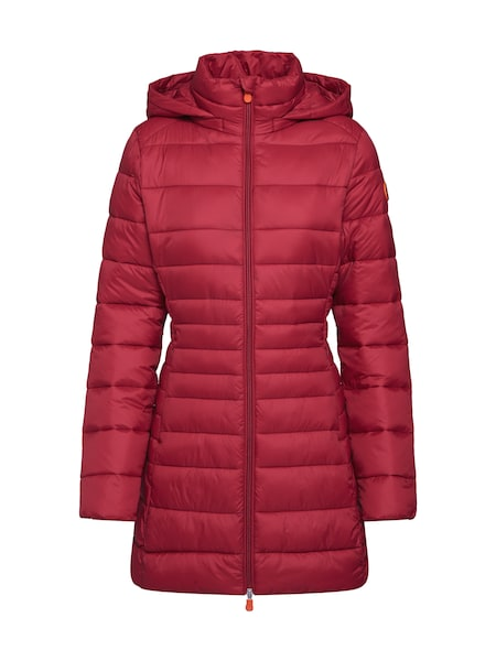 Jacken - Kurzmantel 'CAPPOTTO CAPPUCCIO' › SAVE THE DUCK › rot  - Onlineshop ABOUT YOU