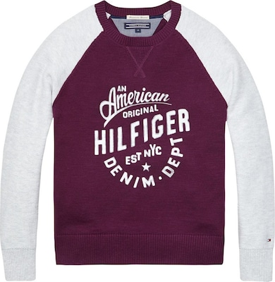 TOMMY HILFIGER Pullover 'BRIGHTON CN SWEATER L/S'