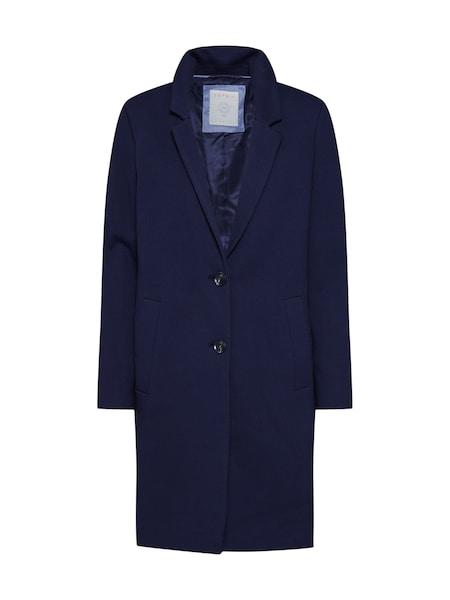 Jacken für Frauen - ESPRIT Mantel 'Blazer Coat' navy  - Onlineshop ABOUT YOU