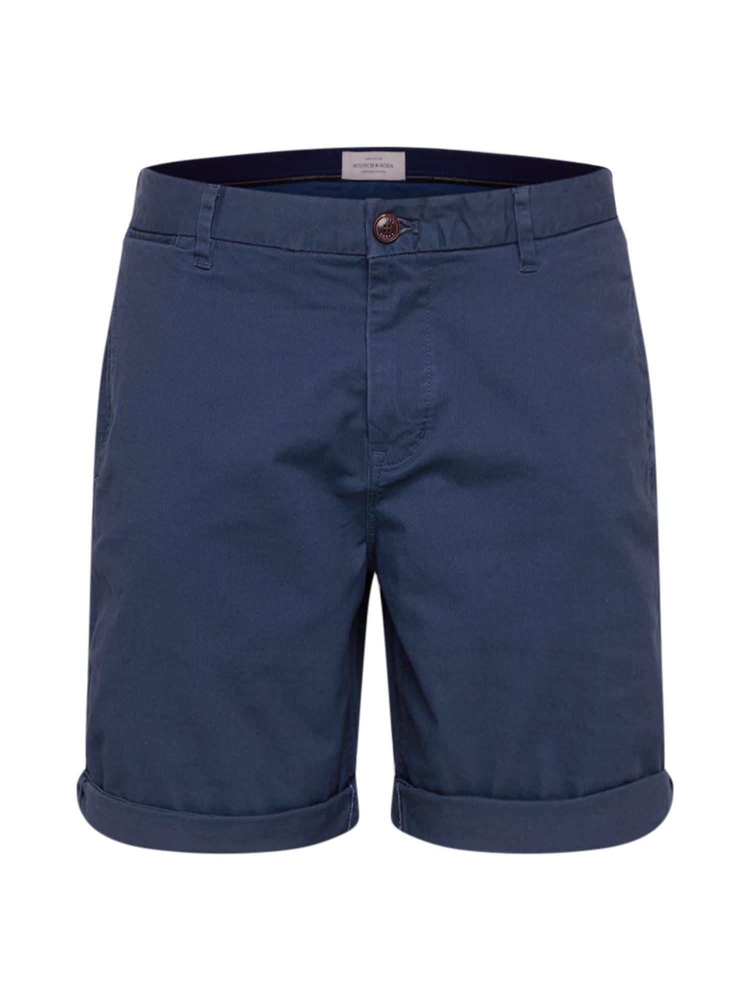 SCOTCH & SODA Kelnės mėlyna