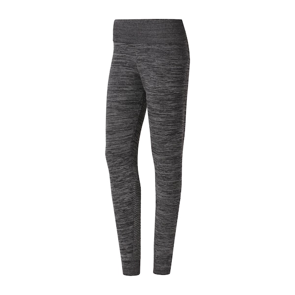 Hosen für Frauen - Leggings › Reebok › hellgrau dunkelgrau  - Onlineshop ABOUT YOU