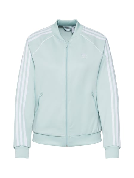 Jacken - Sweatjacke › ADIDAS ORIGINALS › mint weiß  - Onlineshop ABOUT YOU