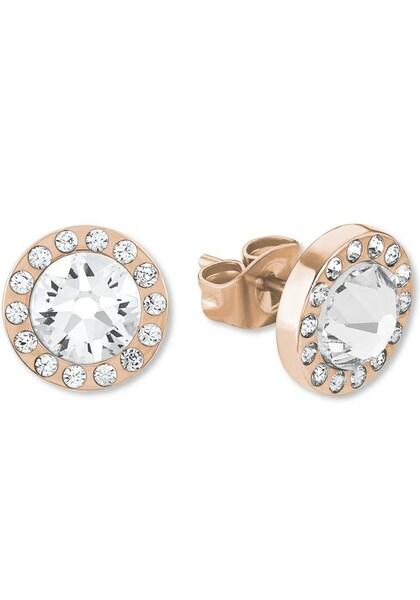 Ohrringe für Frauen - S.Oliver RED LABEL Paar Ohrstecker gold silber  - Onlineshop ABOUT YOU