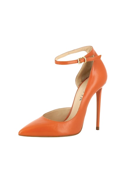 Pumps für Frauen - EVITA Pumps 'LISA' dunkelorange  - Onlineshop ABOUT YOU