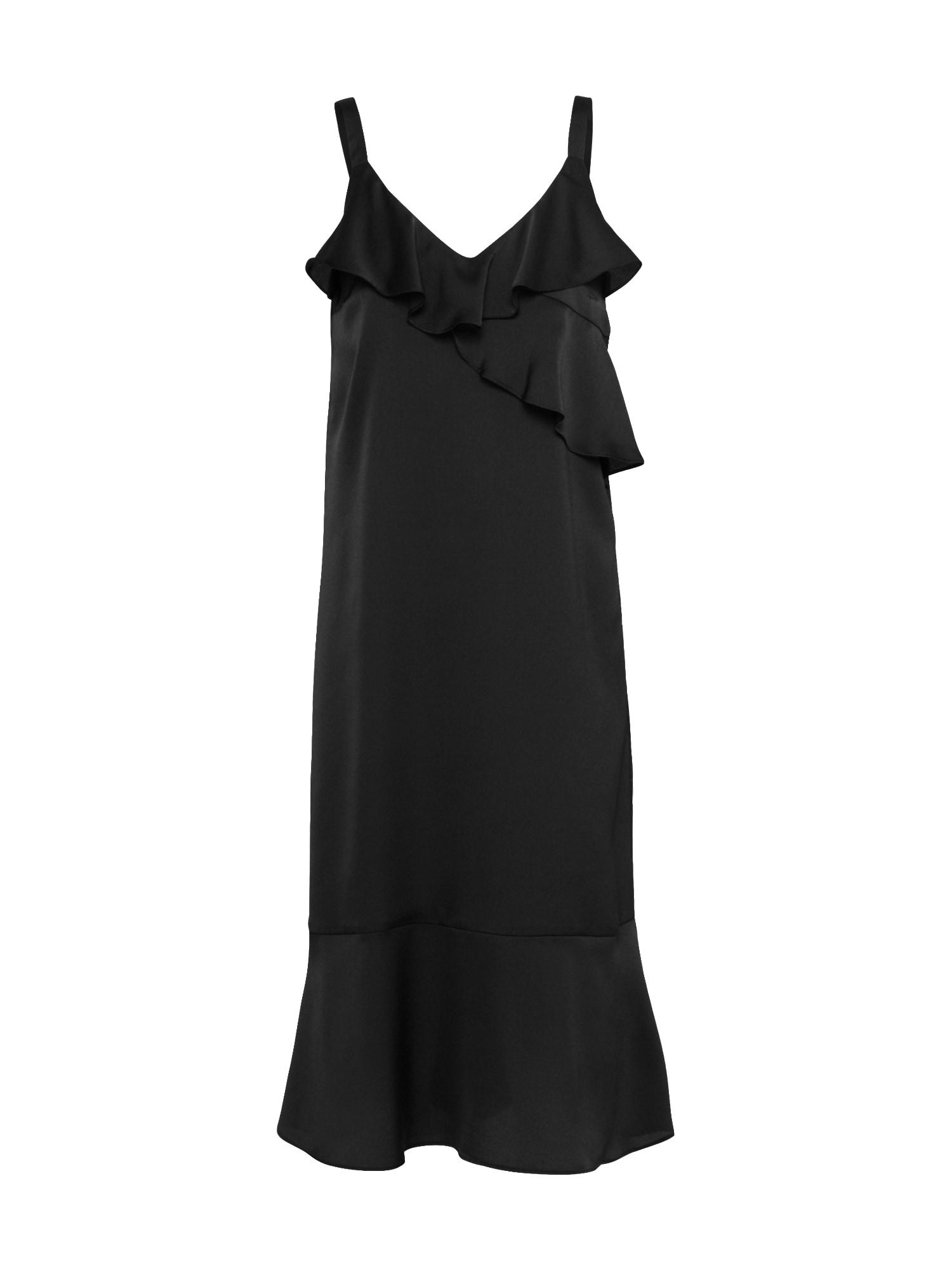 EDITED Vasarinė suknelė 'Leia' juoda