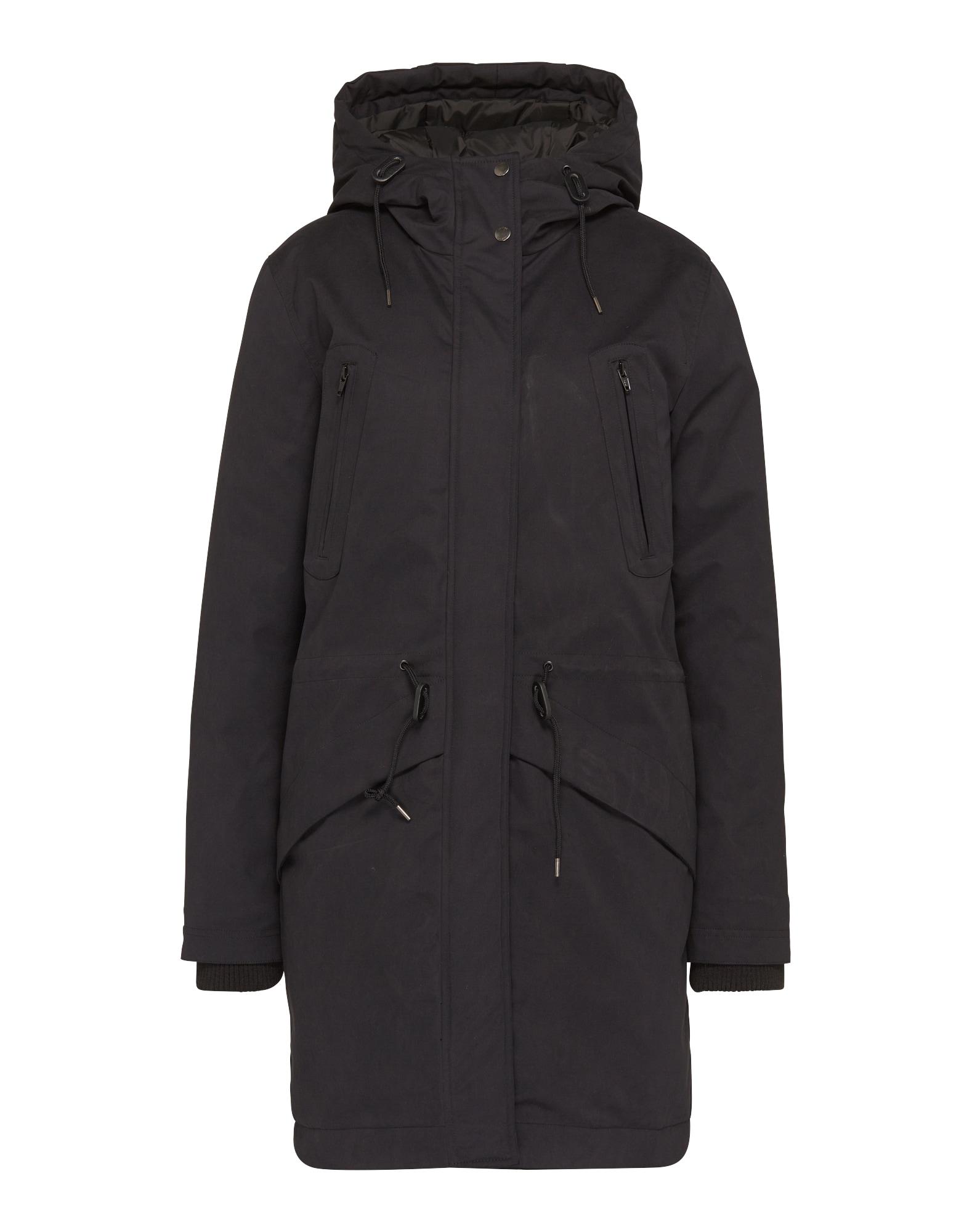 Samsoe Samsoe Ilga žieminė striukė 'Lucca' juoda