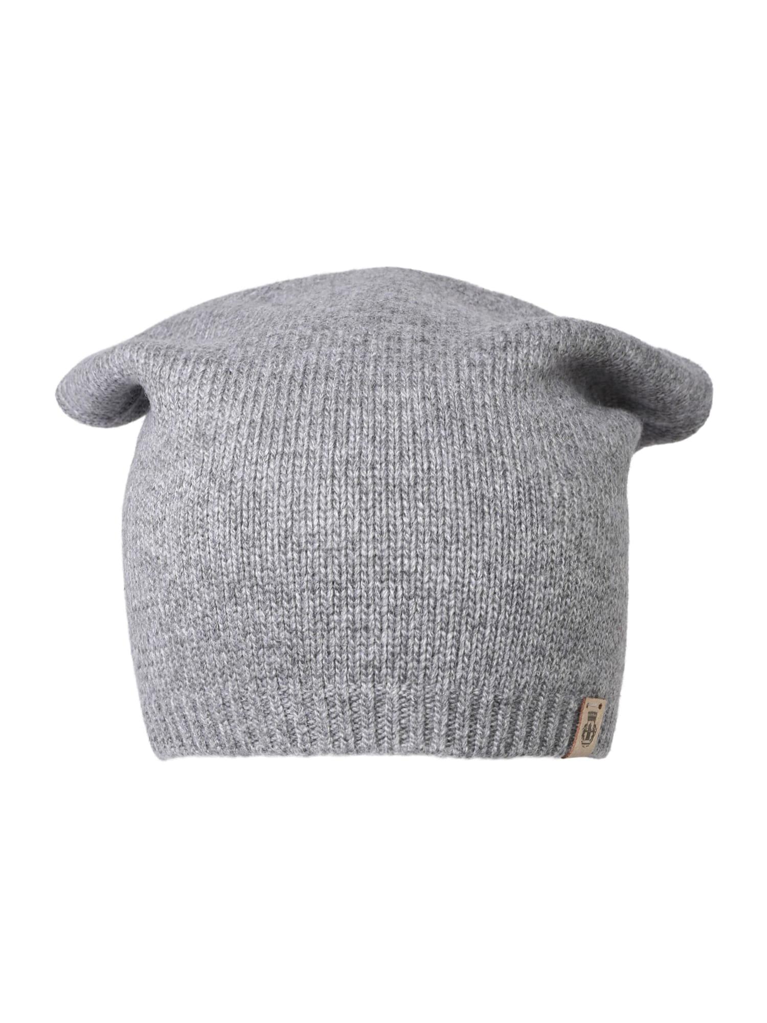 ROECKL Megzta kepurė pilka
