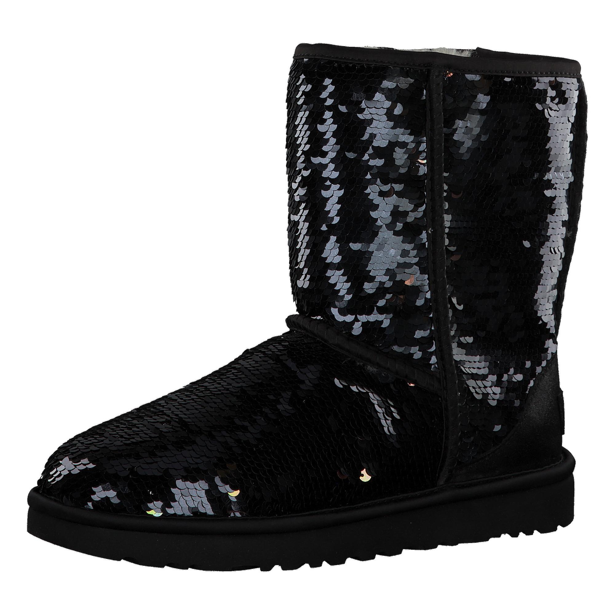 Sněhule černá UGG