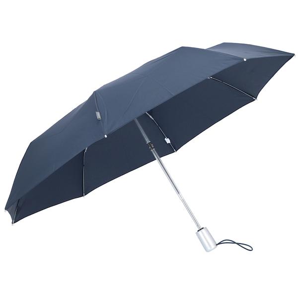 Regenschirme für Frauen - SAMSONITE Taschenschirm 'Alu Drop S' marine  - Onlineshop ABOUT YOU
