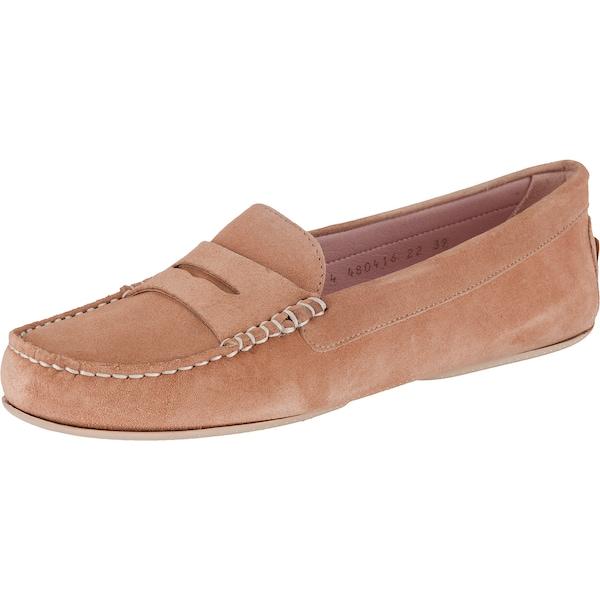 Slipper für Frauen - PRETTY BALLERINAS Loafers hellbraun  - Onlineshop ABOUT YOU