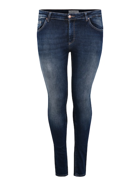 Hosen - Jeans › ONLY Carmakoma › dunkelblau  - Onlineshop ABOUT YOU