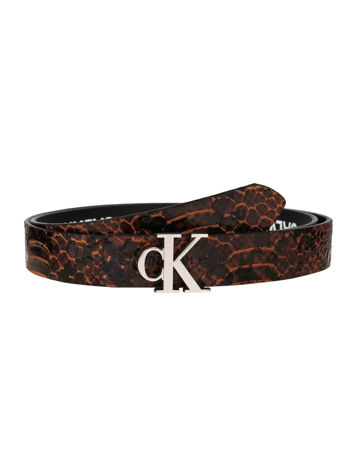 Calvin Klein Jeans Opasky  hnedé