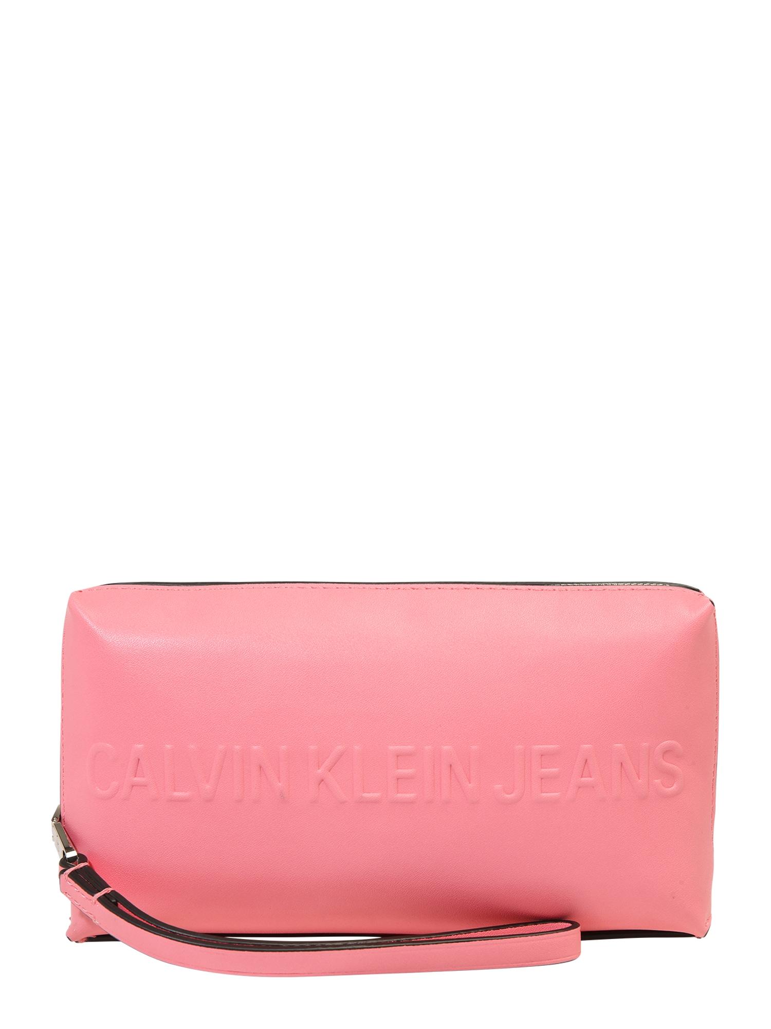 Calvin Klein Jeans Kosmetinė rožių spalva