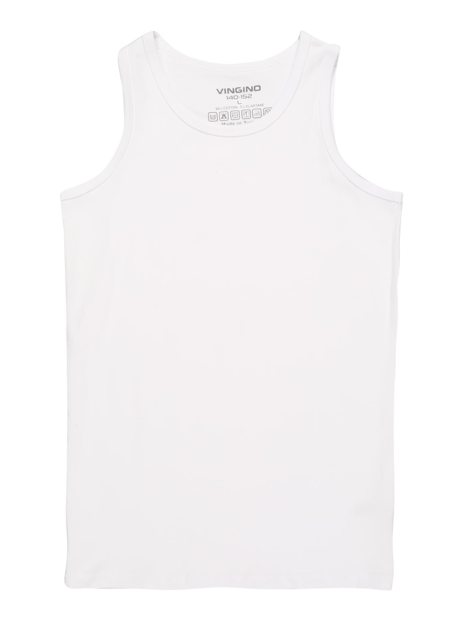 VINGINO Tričko  bílá