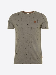 Naketano Herren T-Shirt Whats the 411 schwarz   04049502547442