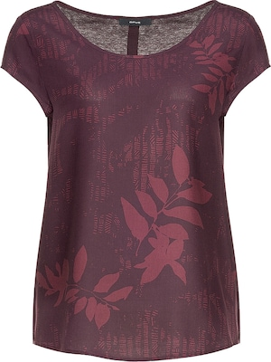 OPUS Shirtbluse 'Flinka botanical'