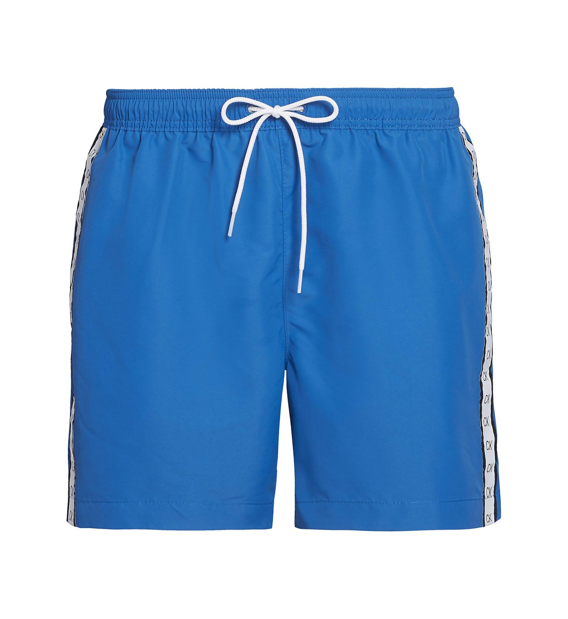 "Calvin Klein Swimwear Maudymosi trumpikės sodri mėlyna (""karališka"")"