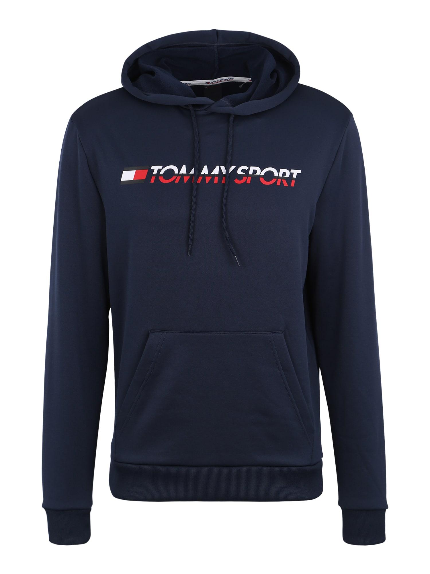 Sportovní mikina Logo 17 námořnická modř Tommy Sport