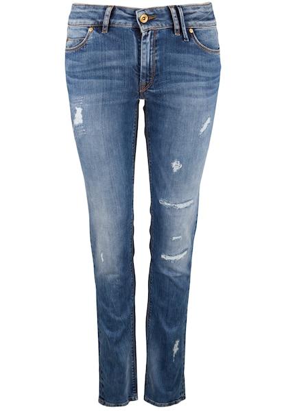 Hosen - Jeans ALVA STRAIGHT › Marc O'Polo DENIM › blue denim  - Onlineshop ABOUT YOU
