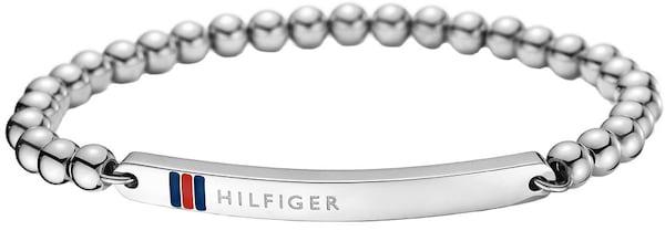 Armbaender für Frauen - Armband › Tommy Hilfiger › blau rot silber  - Onlineshop ABOUT YOU