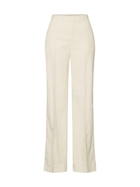 Hosen für Frauen - BOSS Hose 'Sulotte' creme  - Onlineshop ABOUT YOU