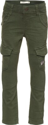 NAME IT Twillhose nitbargo Slim-