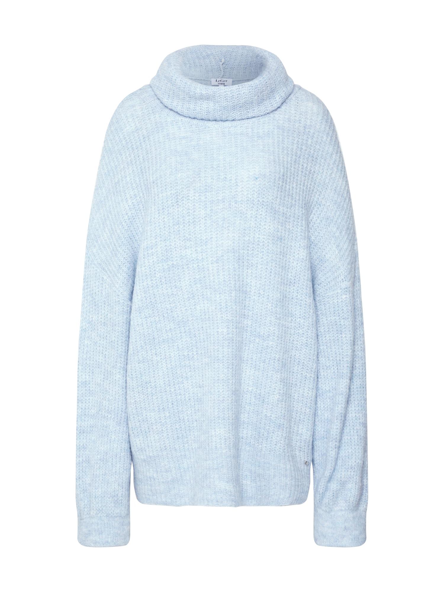LeGer by Lena Gercke Laisvas megztinis 'Juna' šviesiai mėlyna
