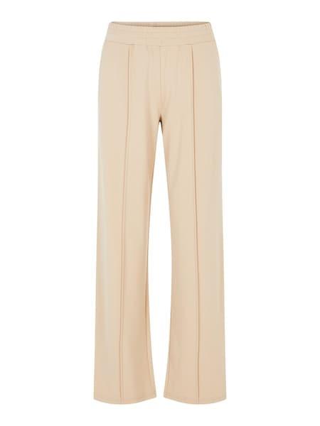 Hosen für Frauen - PIECES Hose beige  - Onlineshop ABOUT YOU