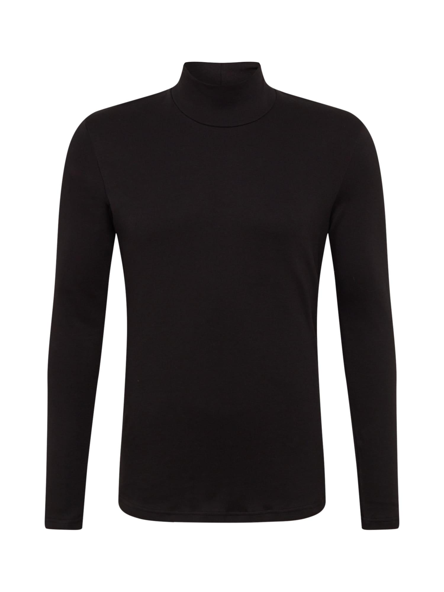 Samsoe Samsoe Marškinėliai 'Merkur' juoda