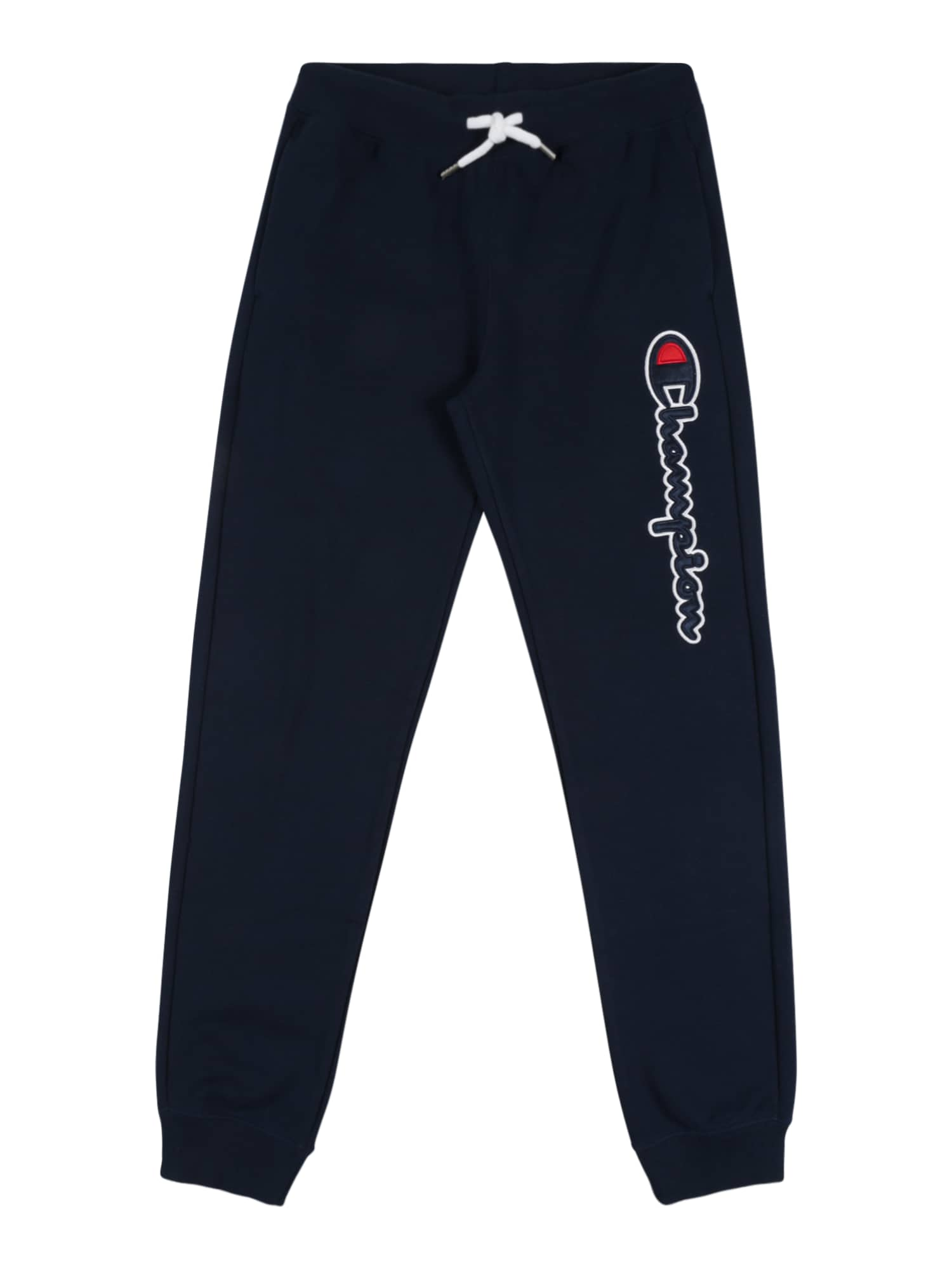 Champion Authentic Athletic Apparel Kelnės 'Rib Cuff Pants' tamsiai mėlyna