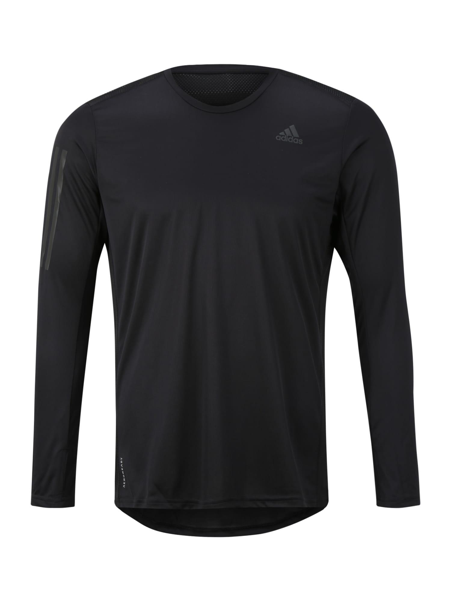 ADIDAS PERFORMANCE Funkčné tričko 'OTR'  čierna