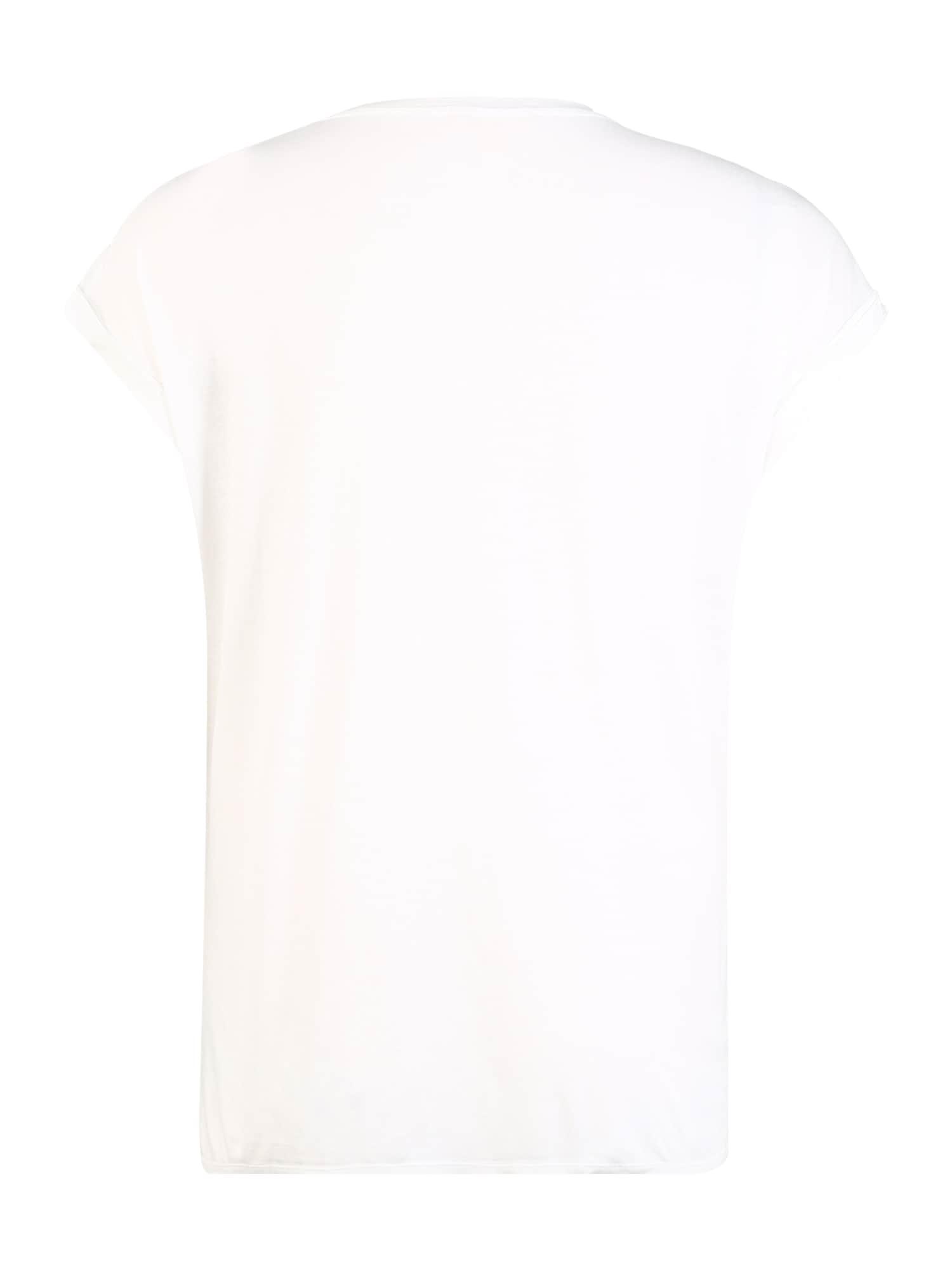 ABOUT YOU Curvy T-shirt 'Lene'  vit