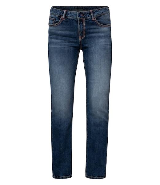 Hosen für Frauen - Soccx Jeans dunkelblau  - Onlineshop ABOUT YOU