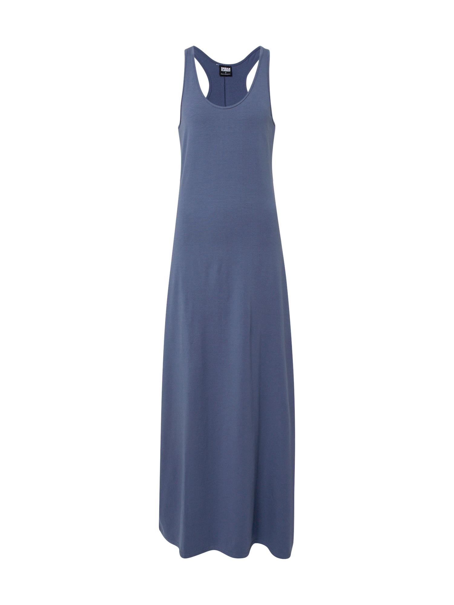 Urban Classics Letné šaty  modré