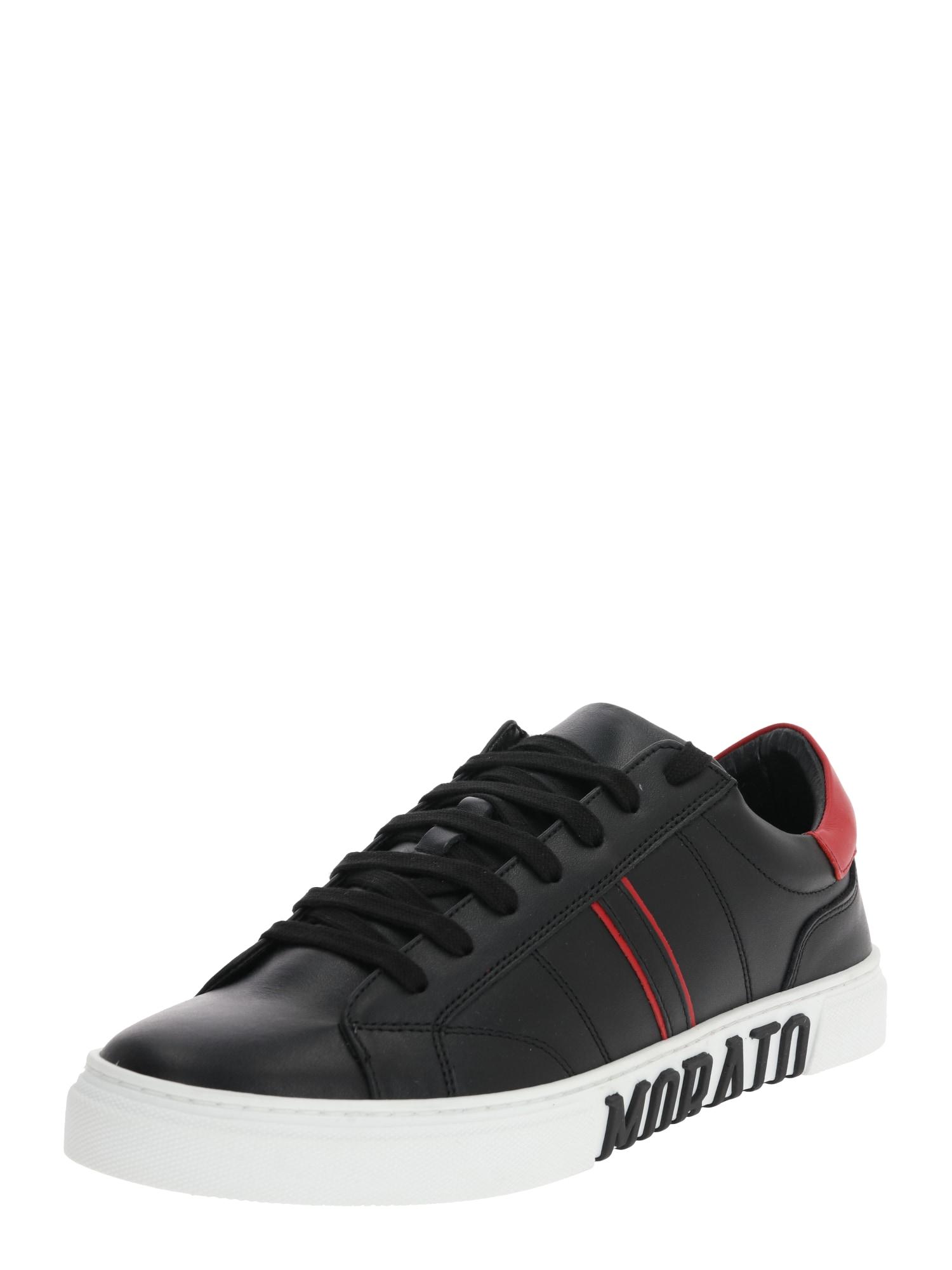 ANTONY MORATO Sneaker low 'Strike'  negru