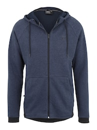 UNDER ARMOUR Herren Zipper-Hoody UNSTOPPABLE FZ blau | 00191480964125