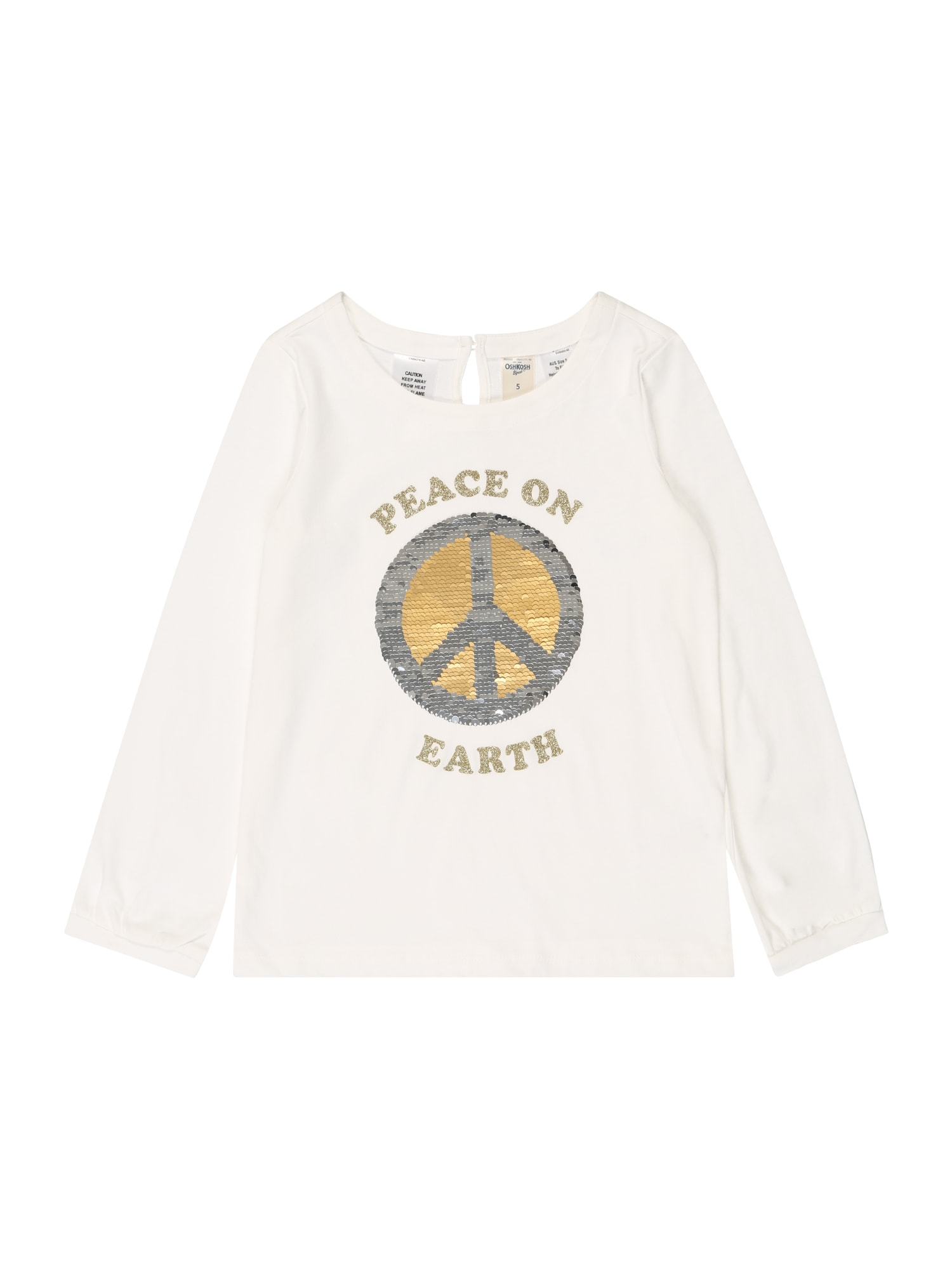 OshKosh Marškinėliai 'FASHION TOP' balta