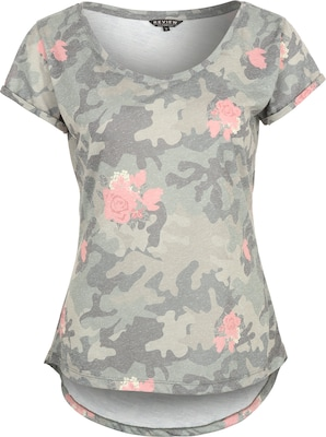 Review  Camouflage-T-Shirt