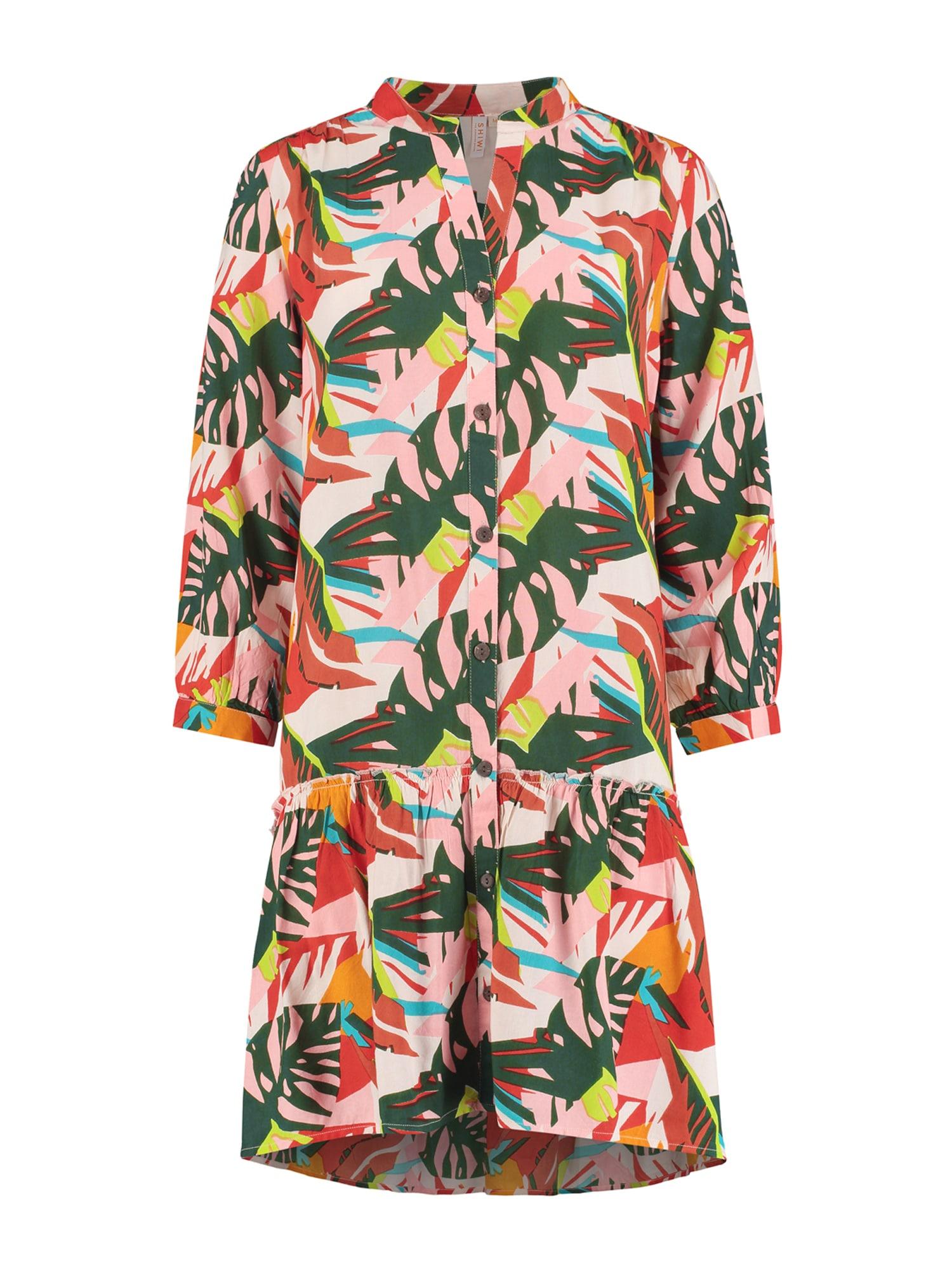 Shiwi Palaidinės tipo suknelė mišrios spalvos