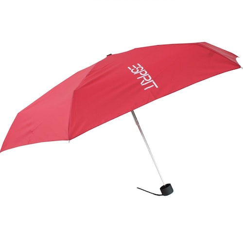 Regenschirme für Frauen - ESPRIT Petito Mini Taschenschirm Piccolo grenadine  - Onlineshop ABOUT YOU