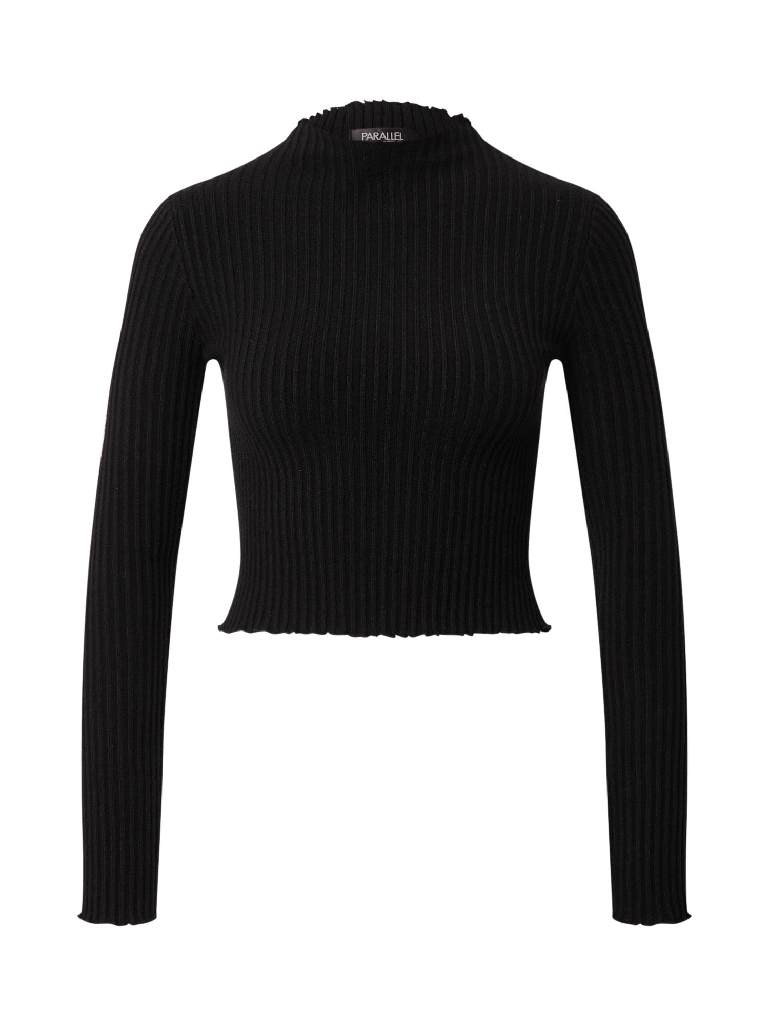 Parallel Lines Megztinis juoda