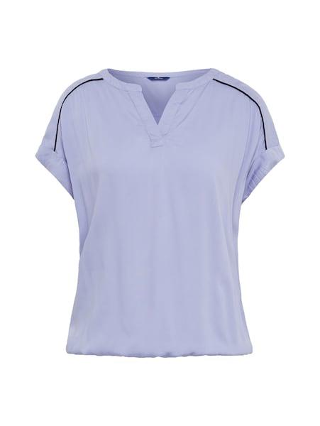 Oberteile für Frauen - TOM TAILOR Bluse flieder  - Onlineshop ABOUT YOU