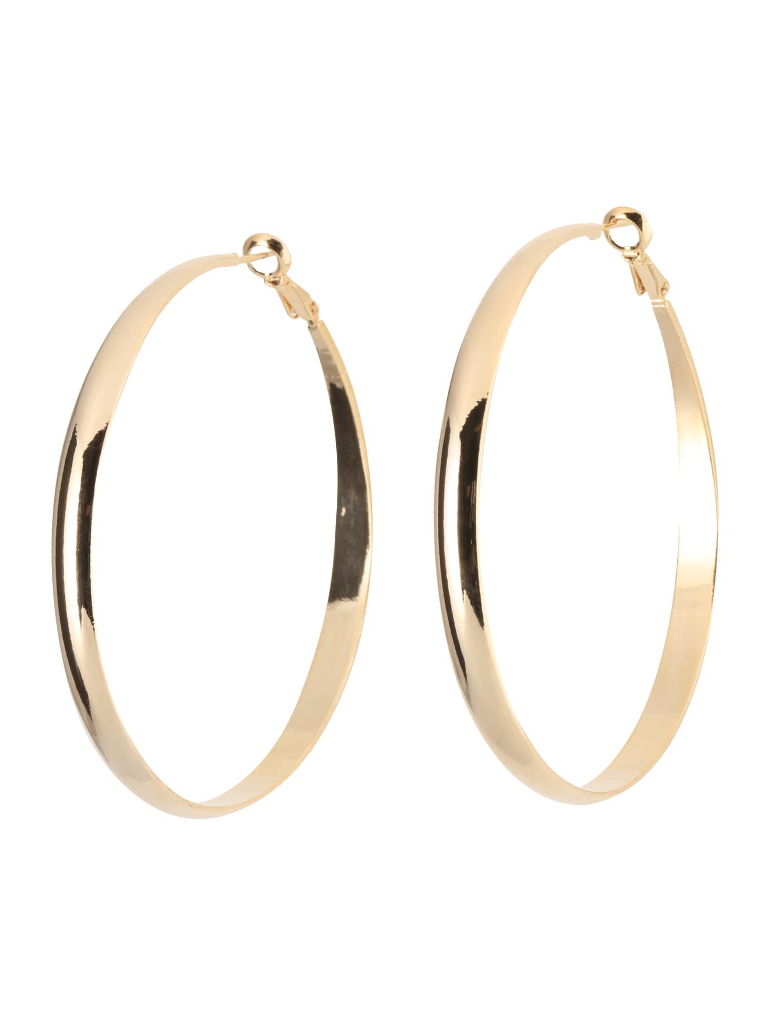 Ohrringe für Frauen - Sweet Deluxe Creolen 'Testi' gold  - Onlineshop ABOUT YOU