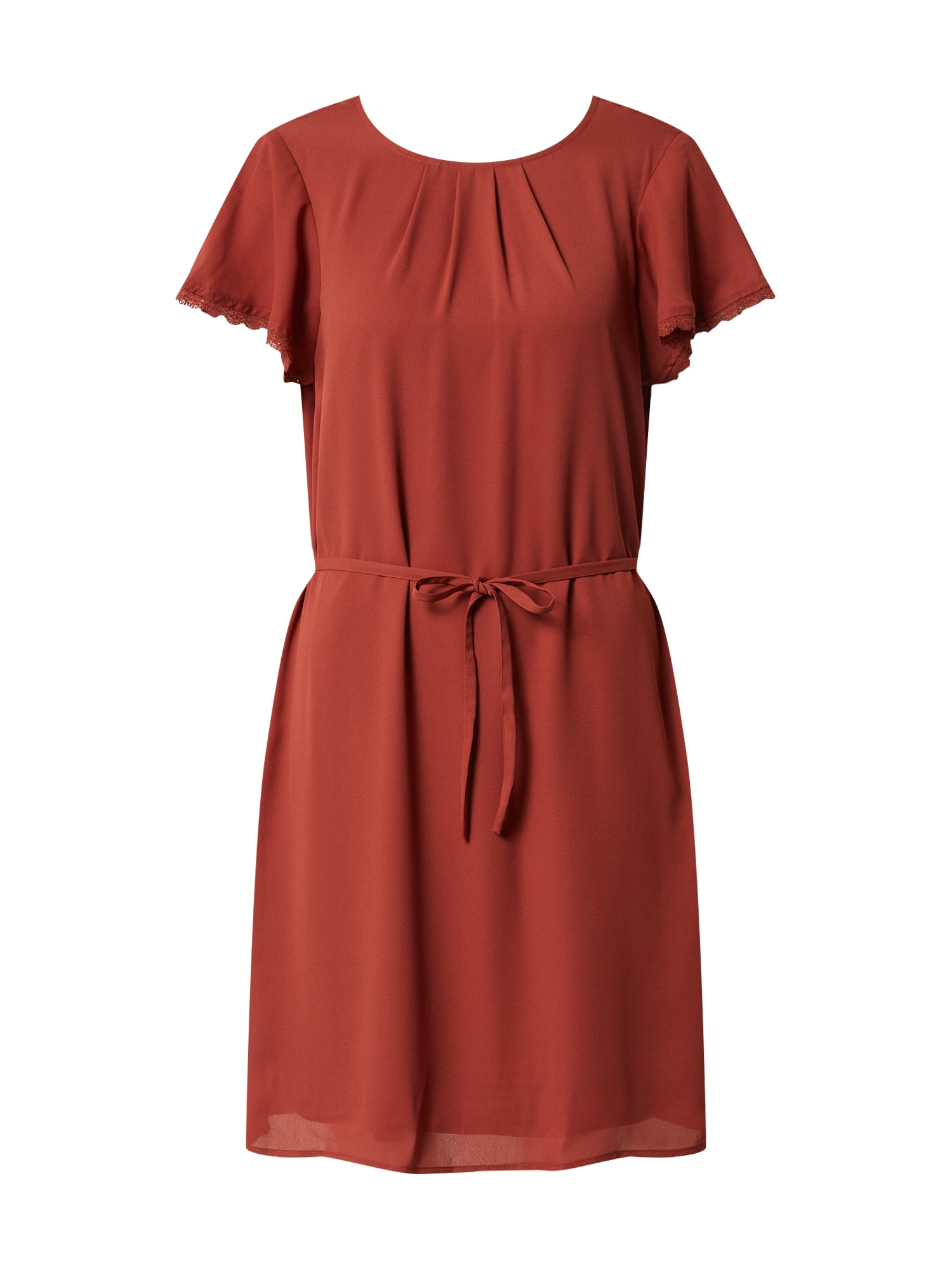 ONLY Šaty 'ONLNORA'  oranžovo červená