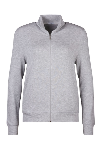 Jacken - Lounge Jacke '24 Hours' › HUBER › graumeliert  - Onlineshop ABOUT YOU