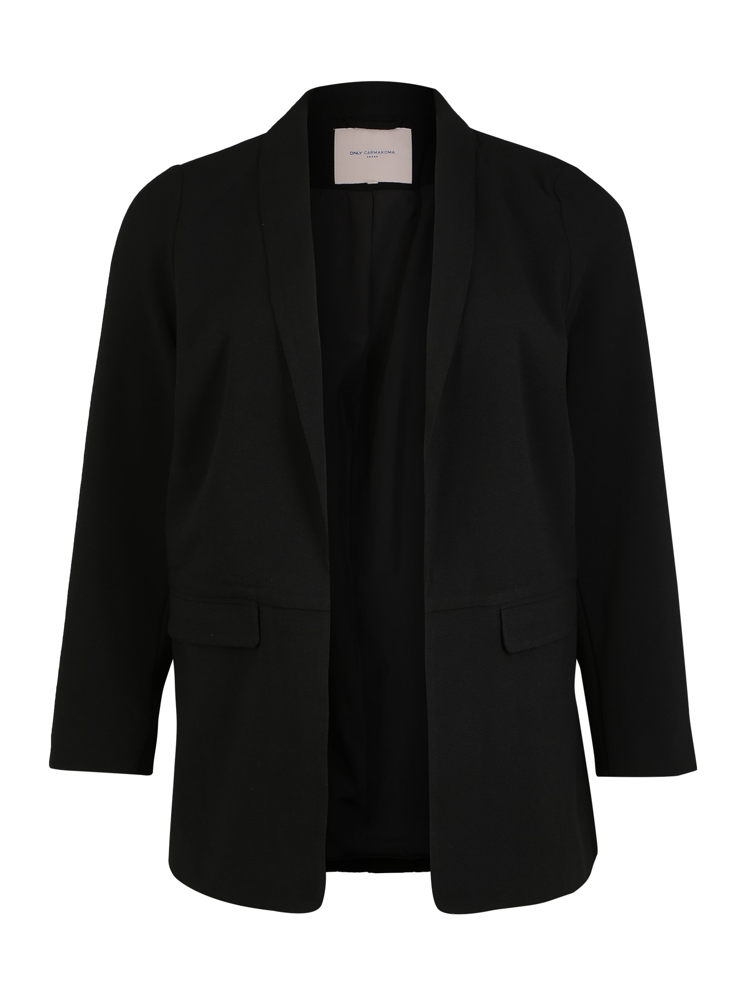 ONLY Carmakoma Blazer švarkas juoda