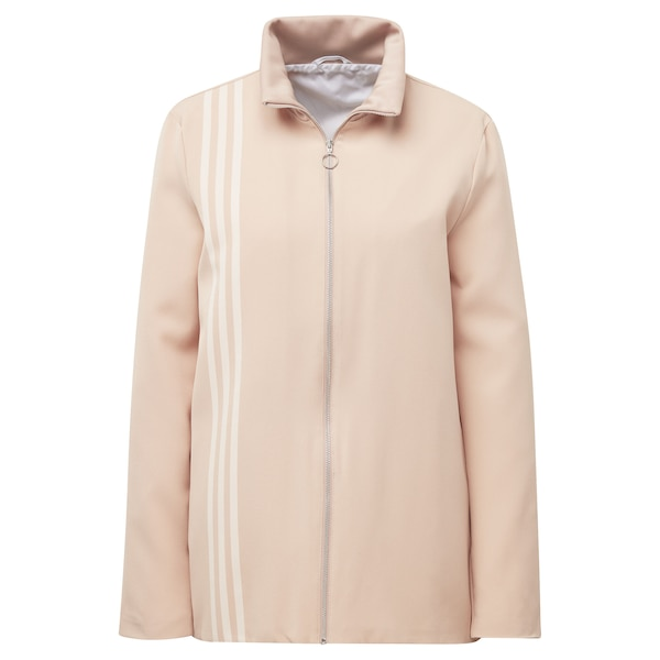 Jacken - Jacket 'TLRD Track' › ADIDAS ORIGINALS › beige weiß  - Onlineshop ABOUT YOU