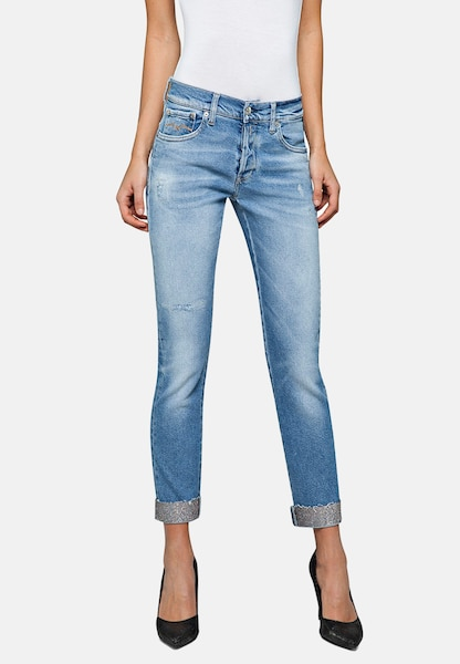 Hosen - Jeans › Replay › blau  - Onlineshop ABOUT YOU