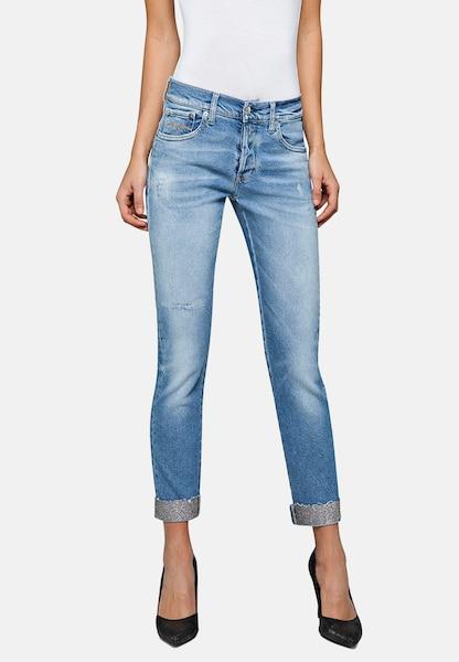 Hosen für Frauen - REPLAY Jeans blau  - Onlineshop ABOUT YOU