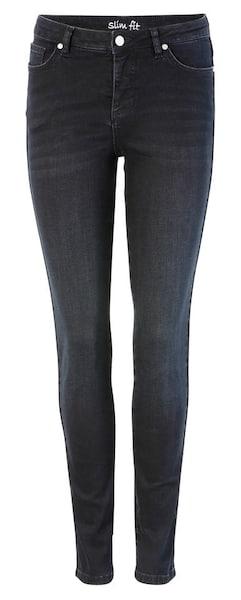Hosen für Frauen - Jeans › Aniston SELECTED › dunkelblau  - Onlineshop ABOUT YOU